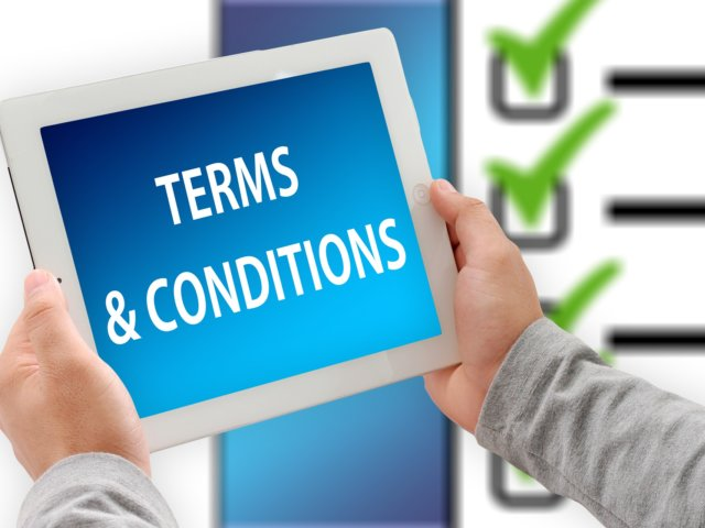 terms and conditions of sale for online businesses