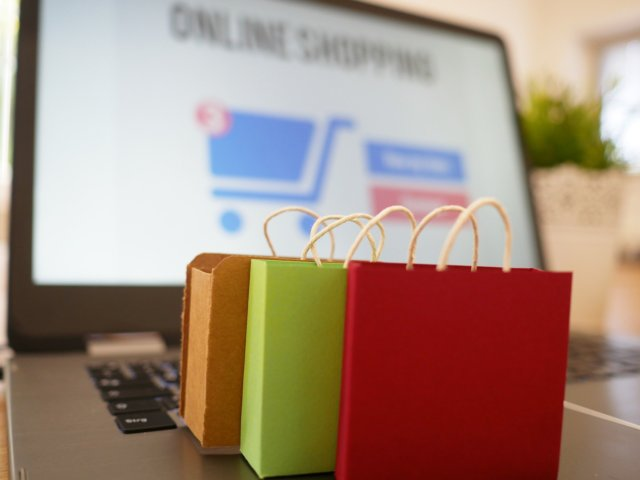 e-commerce online shopping business