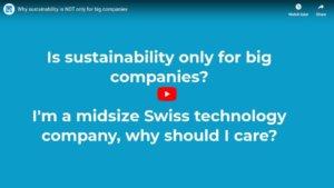 sustainability companies legal advice